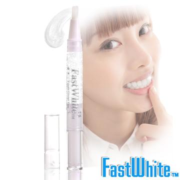 美國【FastWhite齒速白】晶燦齒釉筆-猶如牙齒的唇蜜創新牙齒晶燦科技(1入)
