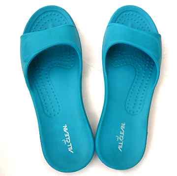 (e鞋院)All Clean 環保室內拖鞋 <土耳其綠>