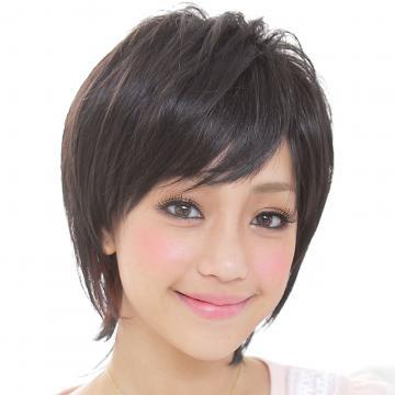 【D63】日系清新好感超短髮