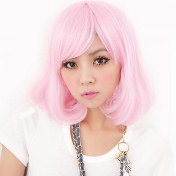 【MB002】日系甜美派輕盈感內灣梨花頭