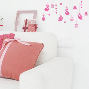 【Smart Design】創意無痕壁貼◆彩蛋吊飾
