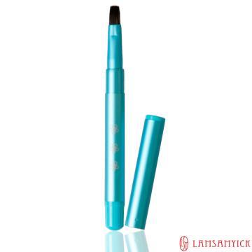 LSY 林三益 平口攜帶型唇刷(淺藍)