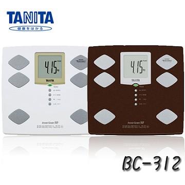 【TANITA】九合一體組成計 BC312
