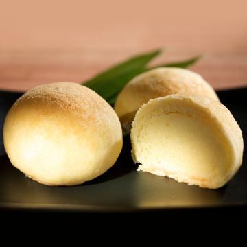 漢坊【御點】漢坊金沙小月8入禮盒(蛋奶素)