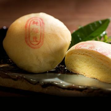 漢坊【御點】純綠豆椪4入禮盒(蛋奶素)