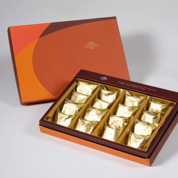 漢坊【御藏】土鳳梨酥16入禮盒(蛋奶素)