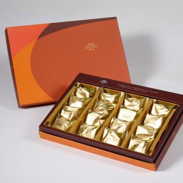 漢坊【御藏】鳳梨酥16入禮盒(蛋奶素)