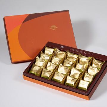 漢坊【御藏】土鳳梨酥20入禮盒(蛋奶素)