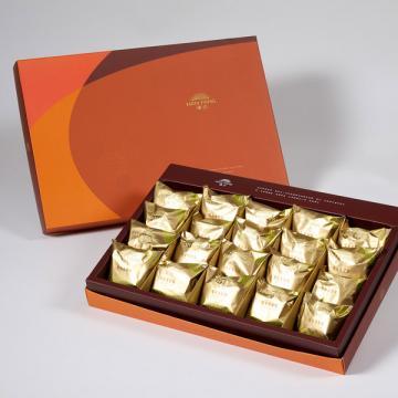 漢坊【御藏】鳳梨酥20入禮盒(蛋奶素)