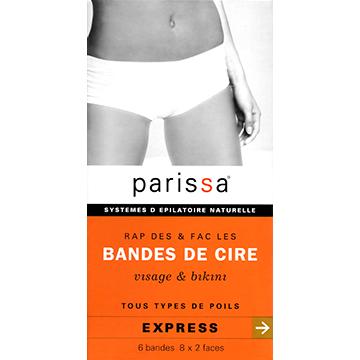 沛蕾莎【Parissa】極緻光滑除毛貼片-小 (8對/盒)