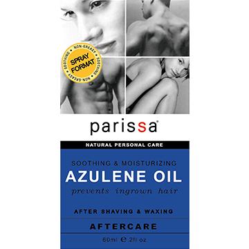 沛蕾莎【Parissa】天然 Azulene Oil 甘菊藍精油  (60ml/瓶)