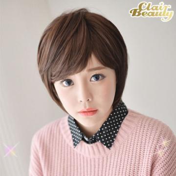 【D63】韓 小清新 甜女孩兒短髮
