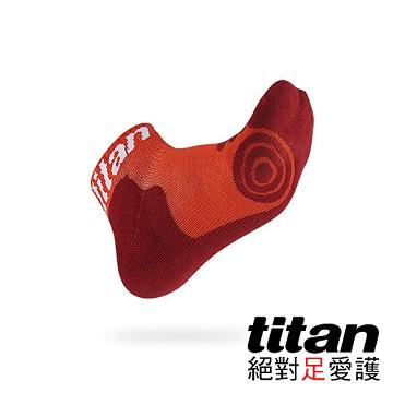 Titan 專業籃球襪-light [紅]
