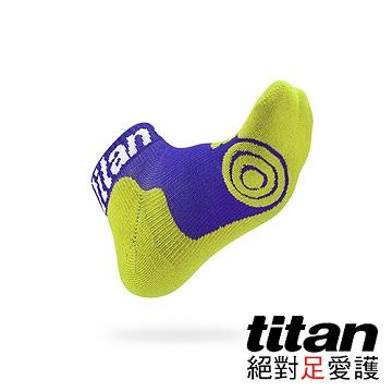 Titan 專業籃球襪-light [紫/綠]