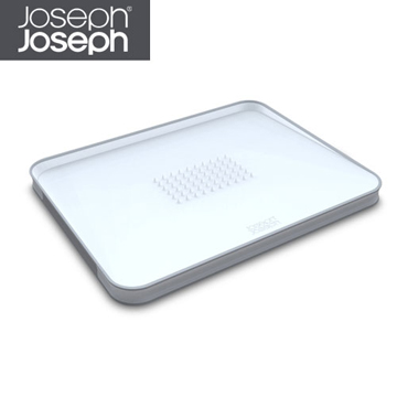 《Joseph Joseph英國創意餐廚》★好好切雙面傾斜砧板(大白)★60003