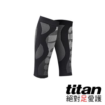 Titan壓力小腿套[黑]