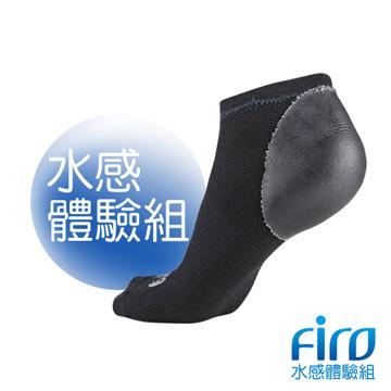 《Firo》水感美足襪