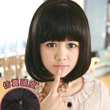 【201AE】萌Q年輕漾可愛BOBO短髮