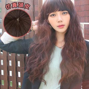 【MA114】韓系女孩超修臉蓬鬆長捲假髮