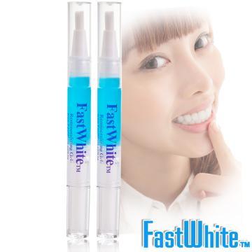 美國【FastWhite齒速白】 護齒凝膠筆-強化琺瑯質對抗敏感2入超值組