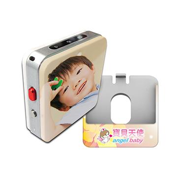 【蓋德科技】寶貝天使GD-300 GPS安全防盜定位器『限時加送遠傳易付卡』