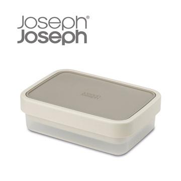 《Joseph Joseph英國創意餐廚》★翻轉午餐盒(灰)★81032