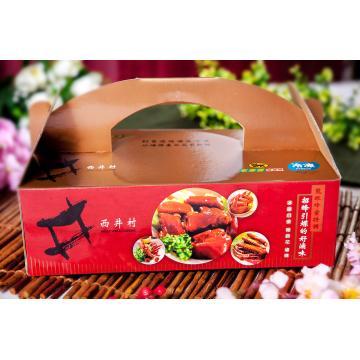 《西井村蜂蜜滷味》百福禮盒(11包組)