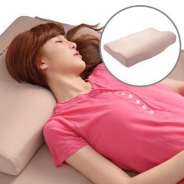 《美加寶》【肩頸紓壓型】遠紅外線健康舒壓枕 (高度6.5~9 cm) (第二代能量加強型)