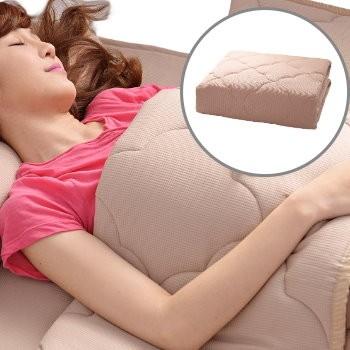 《美加寶》【涼被型】遠紅外線負離子健康毯 (215X160 cm) (第二代能量加強型)