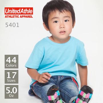 日本品牌~United Athle短袖素面T-Shirt(1件)-童裝