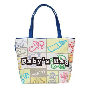 Coplay設計包~寶貝購物表 |  托特包
