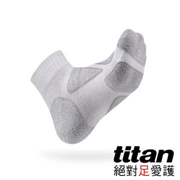 Titan功能慢跑襪[ECO/灰竹炭]
