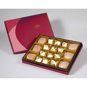漢坊【金饌】綜合18入禮盒★綠豆椪*3+純綠豆椪*3+鳳梨酥*12