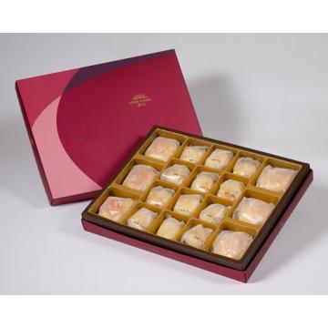漢坊【金饌】綜合18入禮盒★綠豆椪+純綠豆椪*3+金沙弄月*12