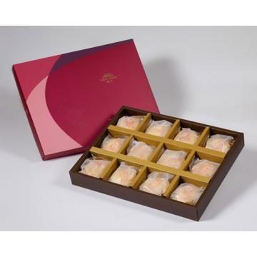 漢坊【金饌】純綠豆椪12入禮盒(蛋奶素)
