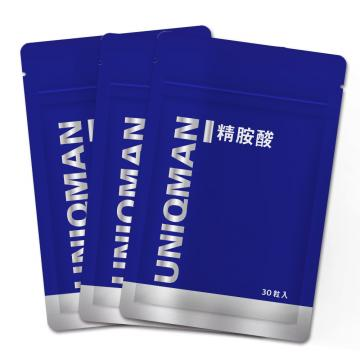 UNIQMAN-精胺酸(3袋組)(30顆/袋)