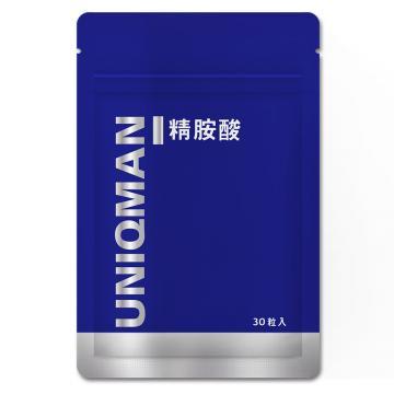 UNIQMAN-精胺酸(30顆入)鋁袋裝