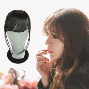 【MP019】真髮。韓版空氣薄瀏海髮片-100%真髮可染燙☆雙兒網☆