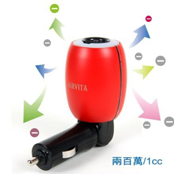 【AirVita】車用負離子清淨機