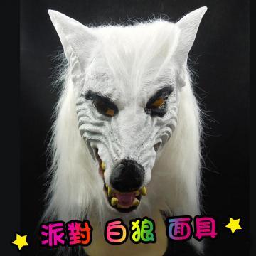 【POP23】馬頭面具-尾牙搞笑婚紗道具 變裝整人萬聖節聖誕跨年