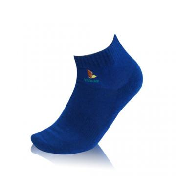 NUMEN 除臭機能襪~超短筒運動襪(毛巾底)寶藍