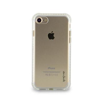iPhone 7 -超抗摔吸震空壓保護殼_霧白色