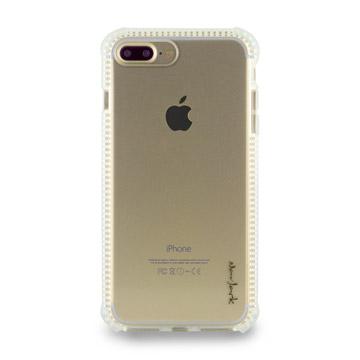 iPhone 7 Plus -超抗摔吸震空壓保護殼_霧白色