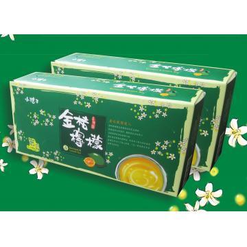 <慕鈺華>金桔檸檬茶易擠棒 25只/盒(2組)
