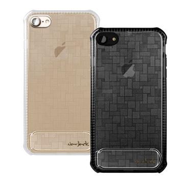 iPhone 7 (4.7吋) 站立式抗摔吸震空壓保護殼