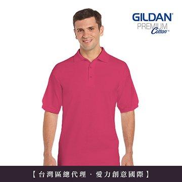 GILDAN 總代理-100%美國棉  亞規純棉POLO衫(1件)