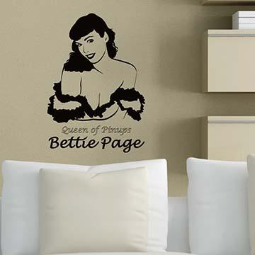 Smart Design 創意無痕壁貼◆Beauty
