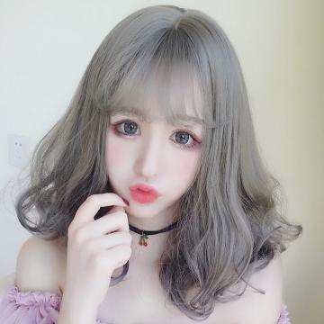 【MX264】大頭皮 自由分線 空氣瀏海 梨花頭  夢幻中長髮 假髮