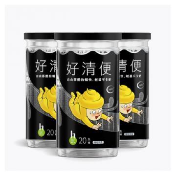健康一刻『好清便』三效微粒 五罐裝