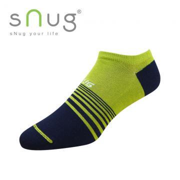 sNug 腳臭剋星-時尚船襪3雙優惠組
